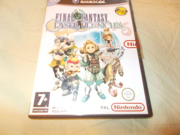 Jogos Gamecube Raros CIB - Final Fantasy, Metroid Prime, Pikmin