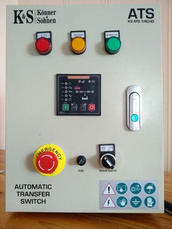 Автоматика к генератору ATS 1/40HD Новый.