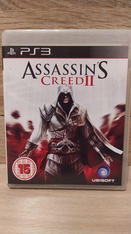 Gra Assassins Creed II na konsole ps3 playstation 3