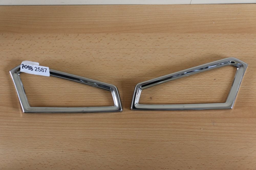 2587 Honda Goldwing GL 1800 Nakładka na lampę tylną komplet 2012+ Myje - image 1
