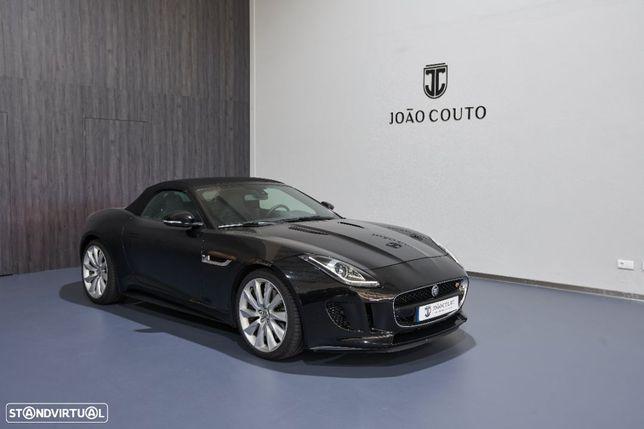 Jaguar F-Type 5.0 V8 S/C S