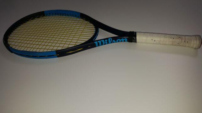 Продам юношескую тенисную ракетку:Wilson ultra.