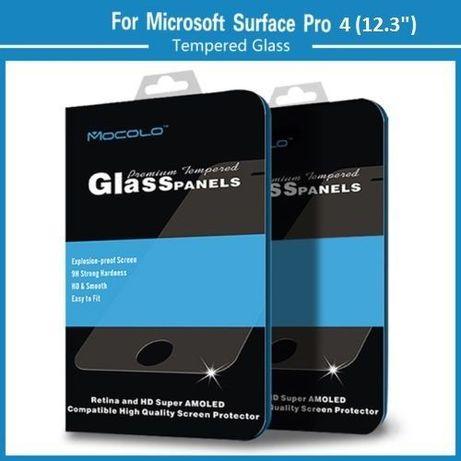 Стекло Microsoft Surface GO, Pro 3, Pro 4,5,6,7, Pro 2017 (Mocolo)