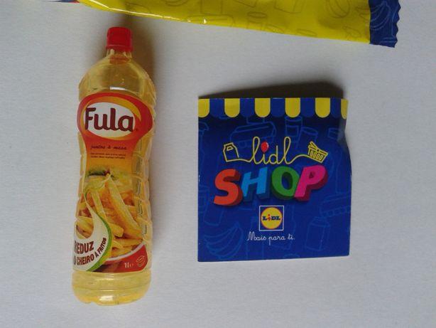 Miniatura Óleo Fula Lidl Shop - Lidl 2016