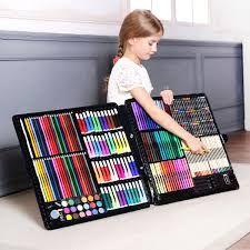 Лучший подарок для ребенка - набор для рисования и творчества !