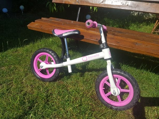 Rowerek biegowy firmy lionelo
