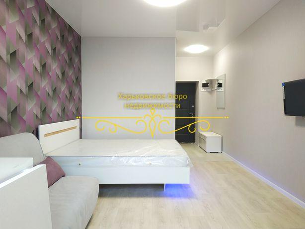 Продам реальную КРАСИВУЮ НОВУЮ SMART-квартиру возле ЮЖД в НОВОСТРОЕ !