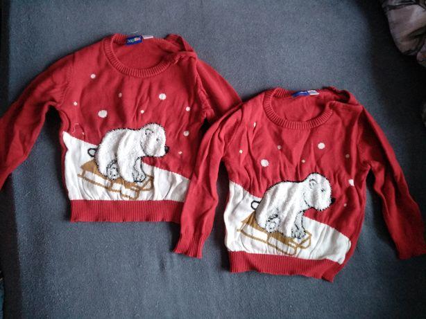 Sweterki świąteczne dla bliźniaków, Lupilu
