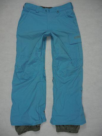 Męskie spodnie snowboard Burton, r. L, BDB+