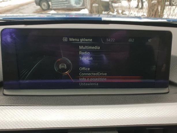 BMW nawigacja Polskie menu Konwersja USA-ECE Mapy Dorabianie kluczy