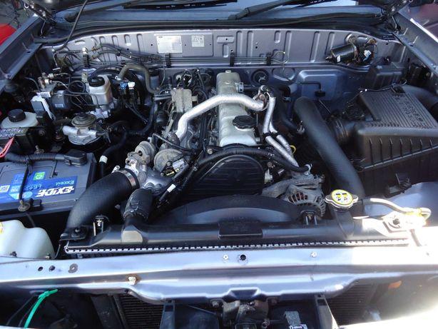 Motor Ford Ranger/Mazda B2500 2.5 Tdi (WL-T) bomba elétrica de 2004