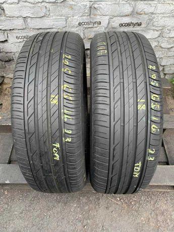 Літні шини 205/65 R16 Bridgestone Turanza/2шт/2018рік/6.9мм/Польща
