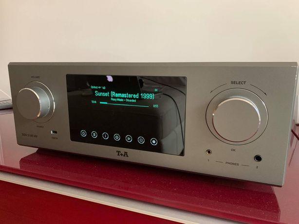 T+A SDV 3100 HV Streamer Dac e pre-amp