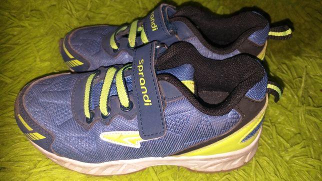 Buty sportowe adidasy chłopięce 29 niebieskie