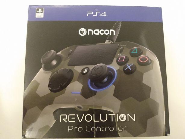 kontroler pad dualshock PS4 Nacon Revolution Pro Razer Raiju