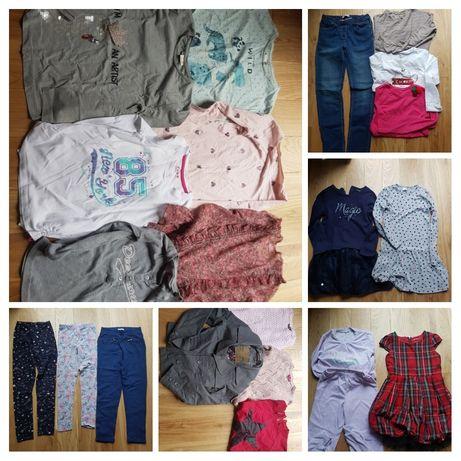 Zestaw ubrań jesień zima 140