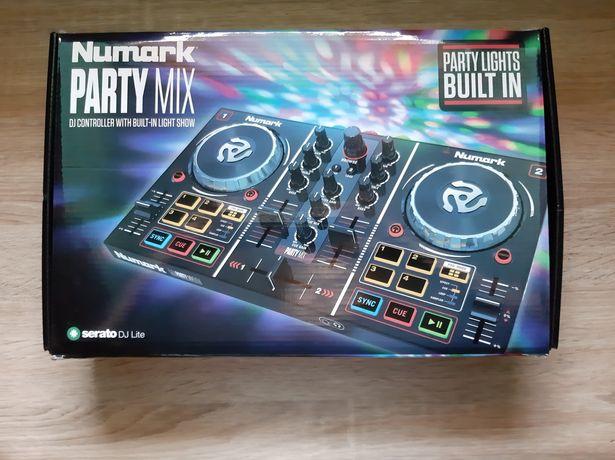 Konsola DJ Numark Party Mix