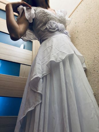 Весільне плаття, весільна сукня, свадебное платье, бохо