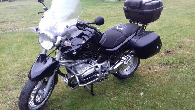 Motocykl BMW R 1150R dofinansowany