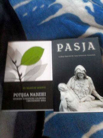 """Chrześcijańskie lektury. """"Potęga nadziei"""" i """"Pasja"""""""