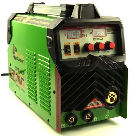 Инверторный сварочный полуавтомат Pro Craft SPH-310P