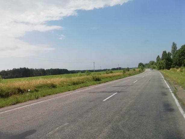 Промзона - 44 га, траса Київ-Чоп