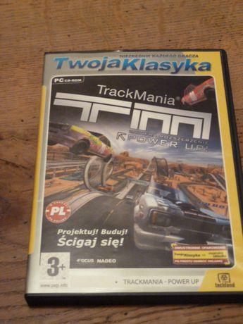 trackmania power up gra pc