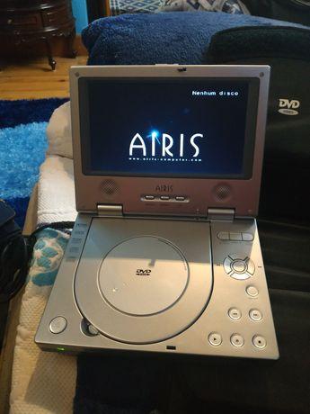 Leitor de DVD AIRIS