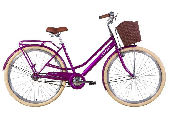 """Хит сезона! Городской велосипед 28"""" DOROZHNIK COMFORT FEMALE 2021"""