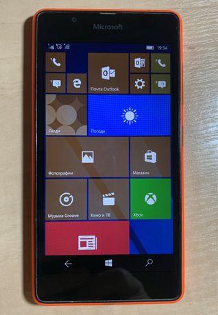 Продам Microsoft (Nokia) Lumia 540