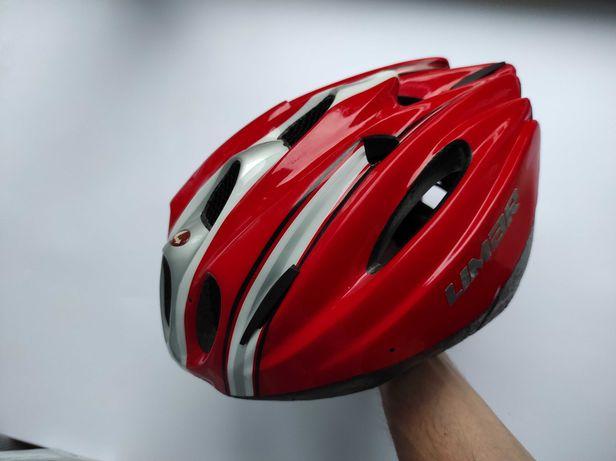 Шлем велосипедный Limar, размер 58-60см, велошлем, шолом