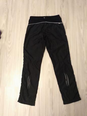 Spodnie sportowe rowerowe SOC trekkingowe rozm 36 S