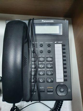 Телефон шнуровой Panasonic KX-TS2388UAW White