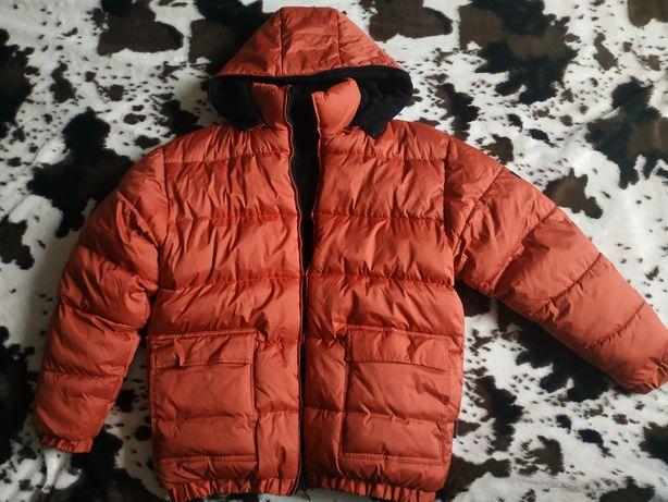 Куртка зимова/таракотова