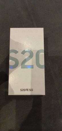 Samsung S20 FE 5G - 128GB - Nowy - Cloud Mint