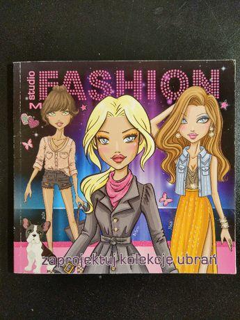 M Studio Fashion, Zaprojektuj Kolekcję Ubrań