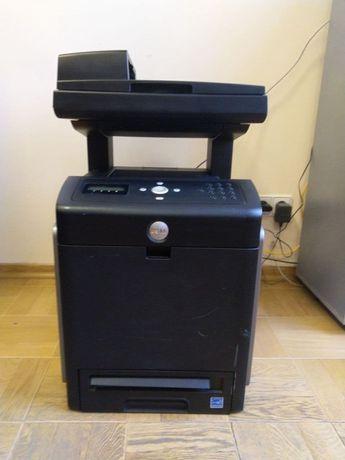 Dell MFP 3115cn Multifunction Color Laser Printer