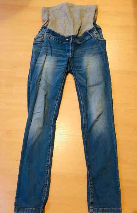 C&A spodnie  ciążowe jeans 42 Kołobrzeg - image 1