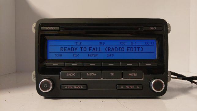 Radio Rcd310 Cd Mps VW Touran