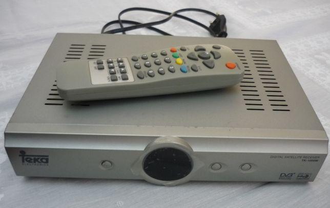 Receptor TV Satelite TEKA