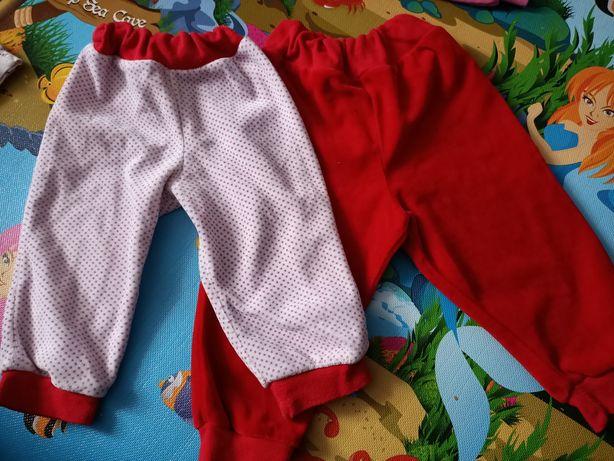 Spodnie polarkowe r. 68