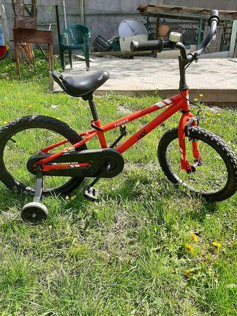 Дитячий велосипел