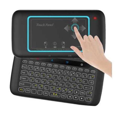 Mini teclado sem fios Android, Windows, Linux e MacOs (Novo)