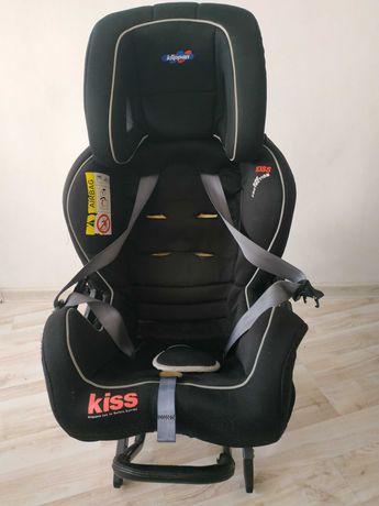 Klippan kiss 2 plus fotelik 0-18 + baza