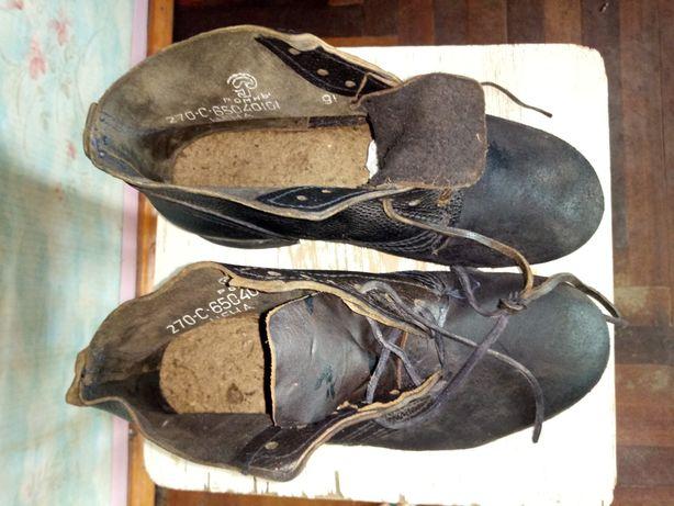 Спецобувь, рабочая обувь, ботинки мужские