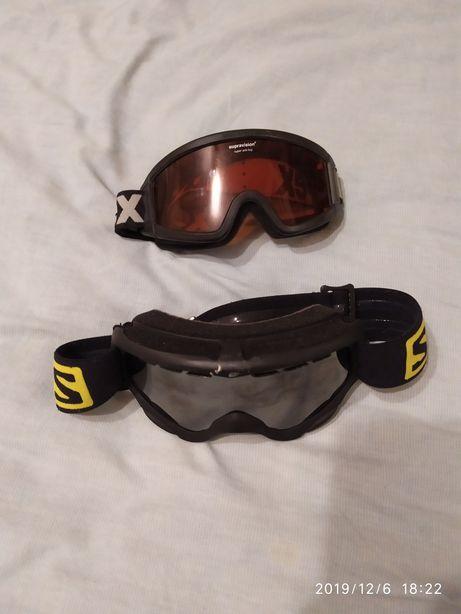 Лижна маска окуляри для лиж