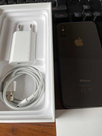 Iphone Xs 256 GB czarny. Stan idealny