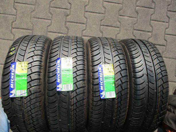 4x NOWE Opony 185/55r15 Michelin Energy E3A Wysyłka GRATIS