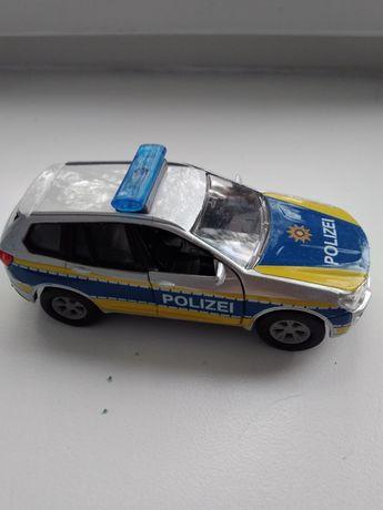 Модель немецкой полицейской машины