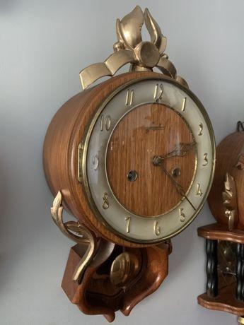 Zegar mechaniczny werk junghans